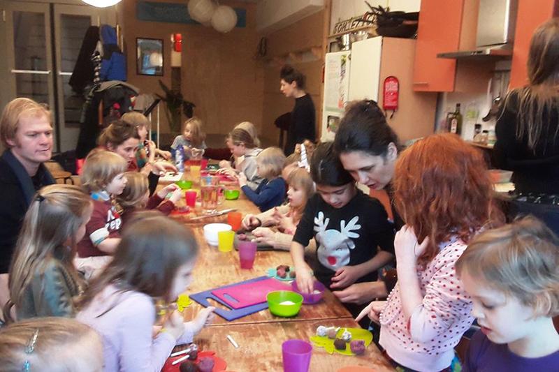 Koken met Kids