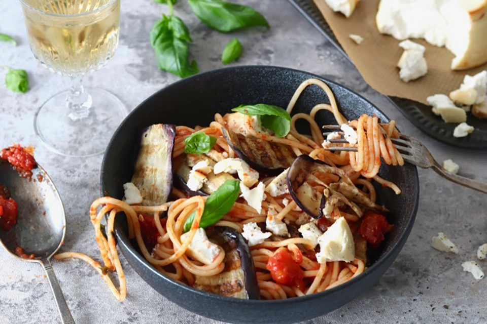Schaften aan de Schie pasta norma